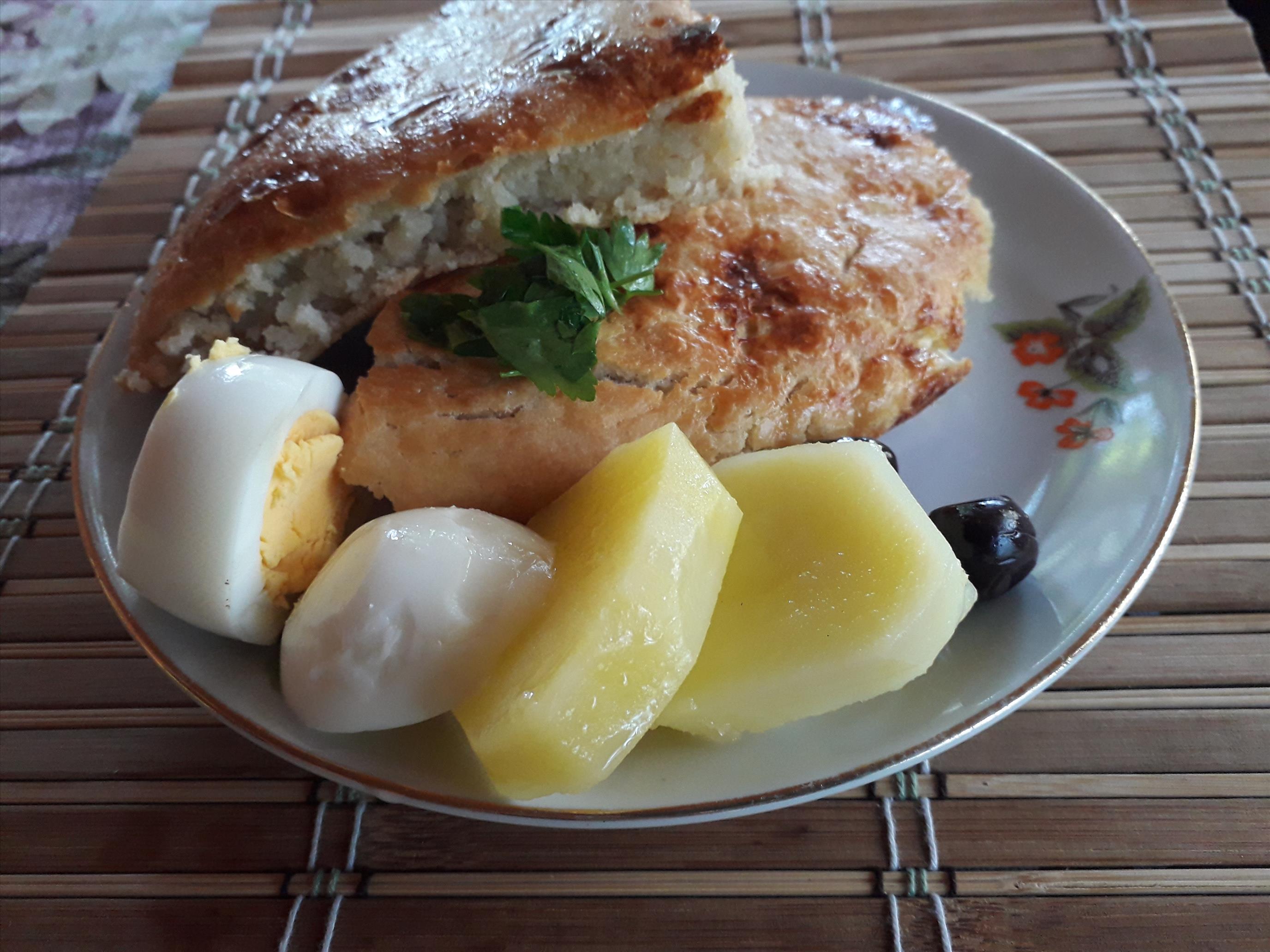 Kahvaltılık Çörek