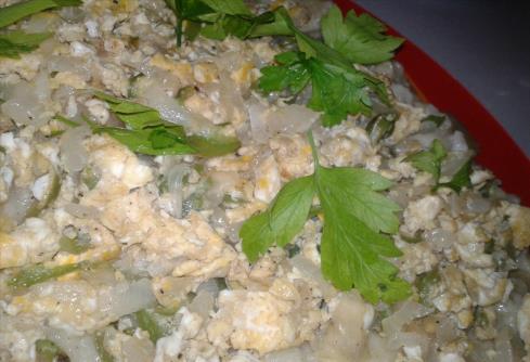 Yumurtalı Közlenmiş Patlıcan
