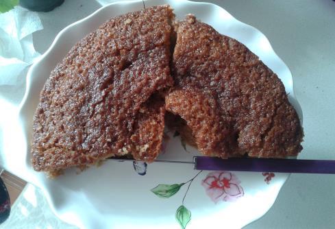 Bisküvili Kek