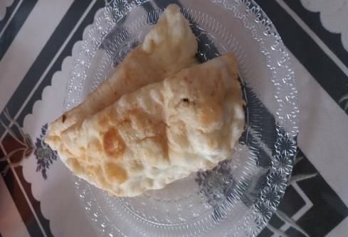 Glutensiz Çiğ Börek