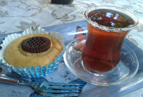 Bisküvili Cup Kek