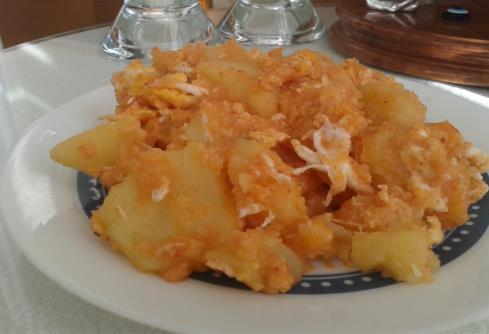 Patates Mıhlaması