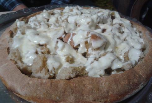 Ekmek Siloru( Artvin yöresi)