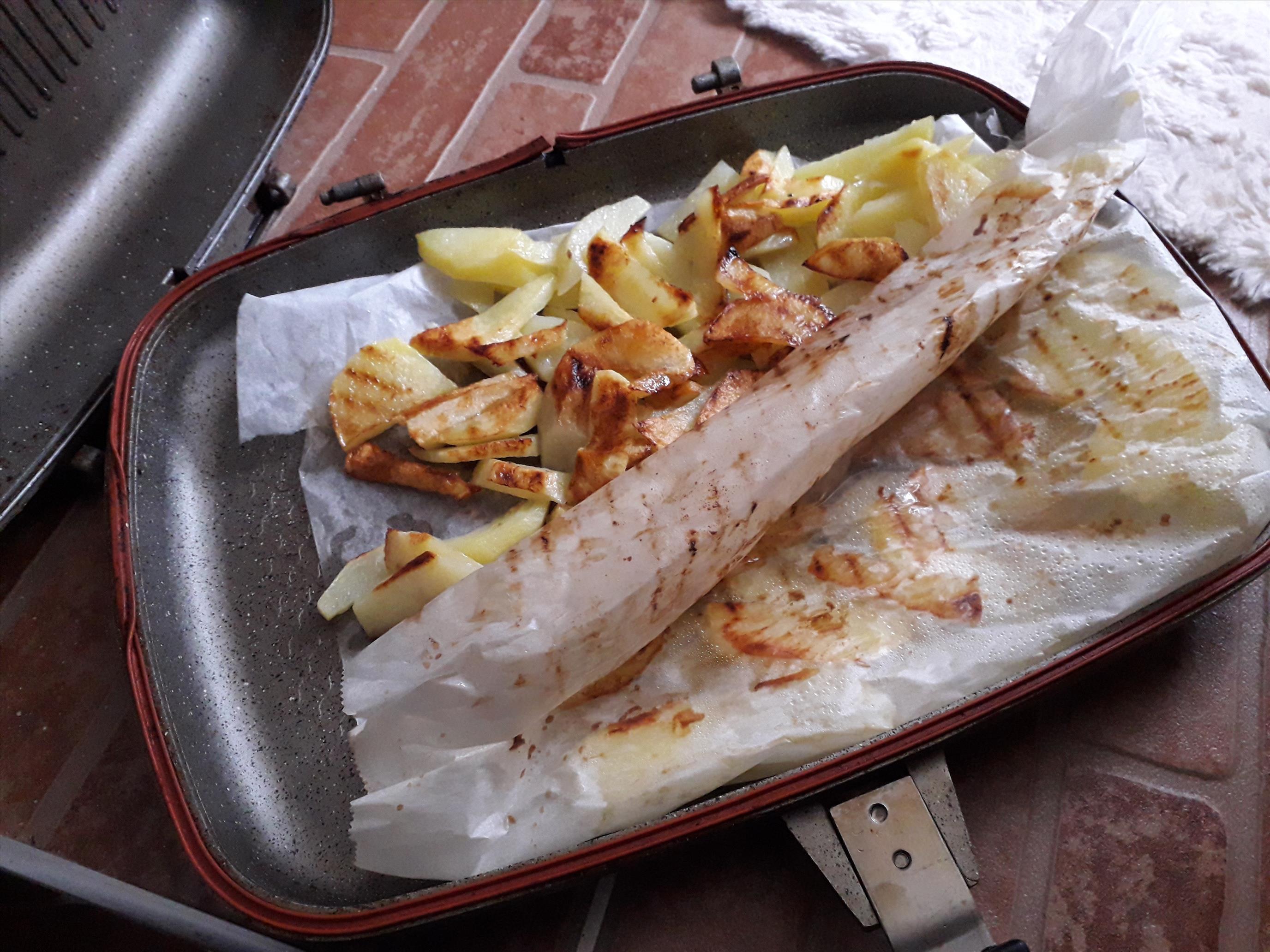 Granit Tavada Patates Kızartması