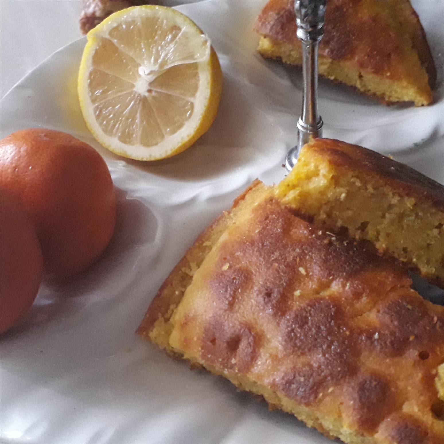 Tava Mısır Ekmeği