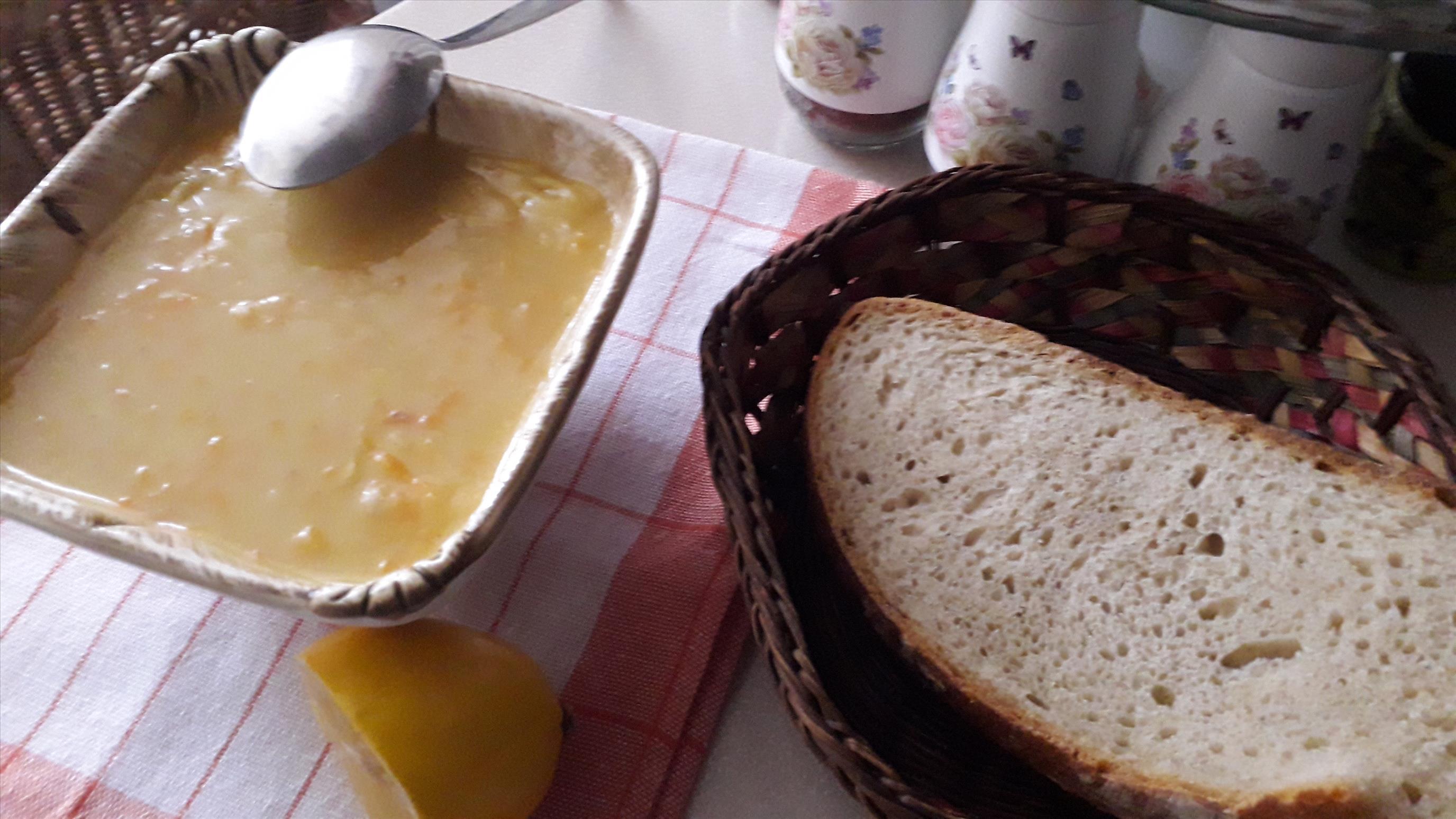Zencefili Havuç Çorbası