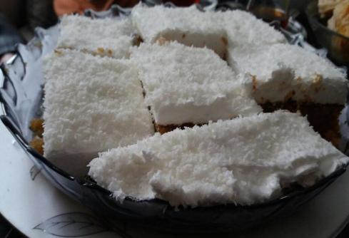 Karyağdı Pastası