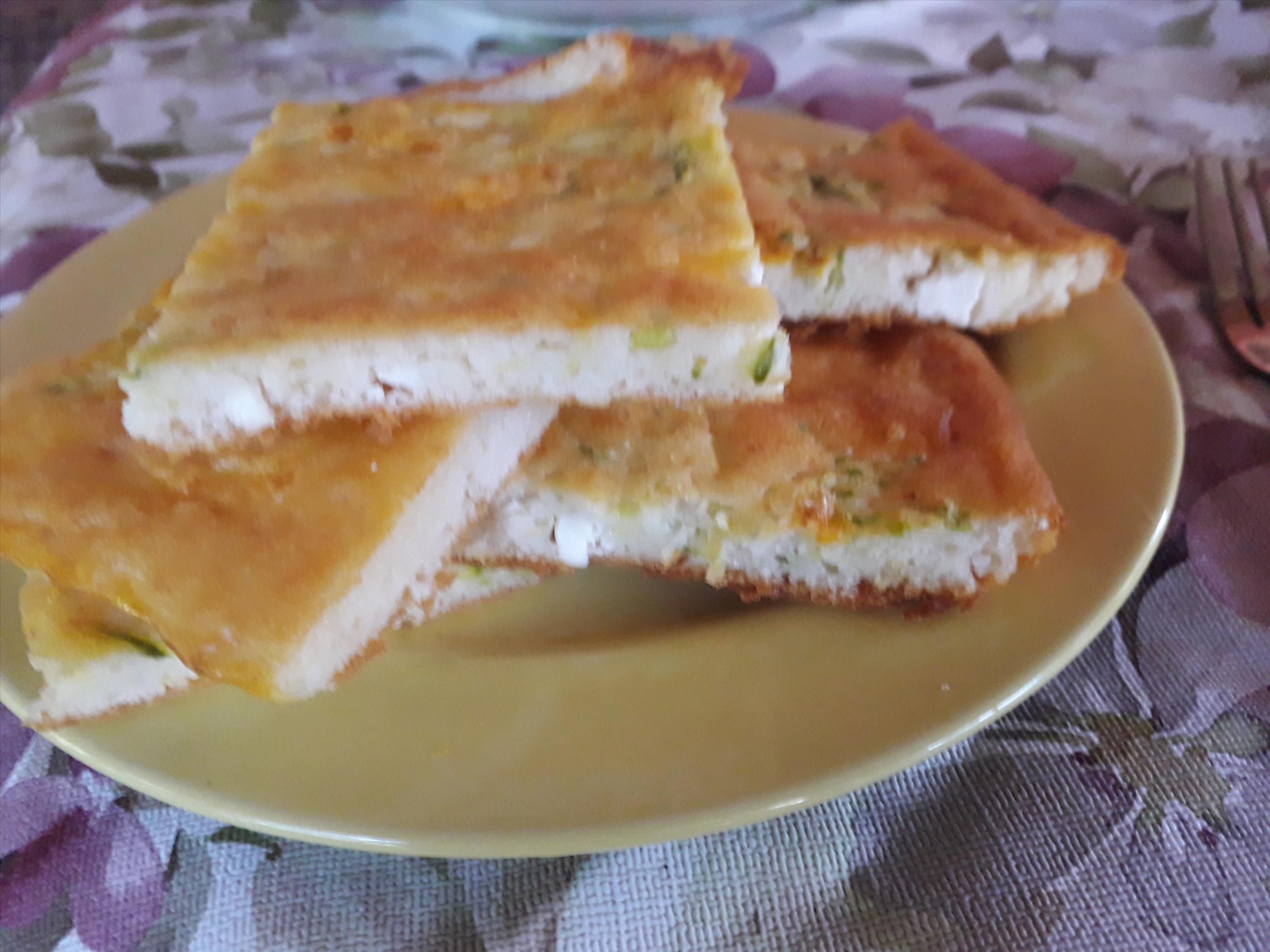 Sebzeli Çörek
