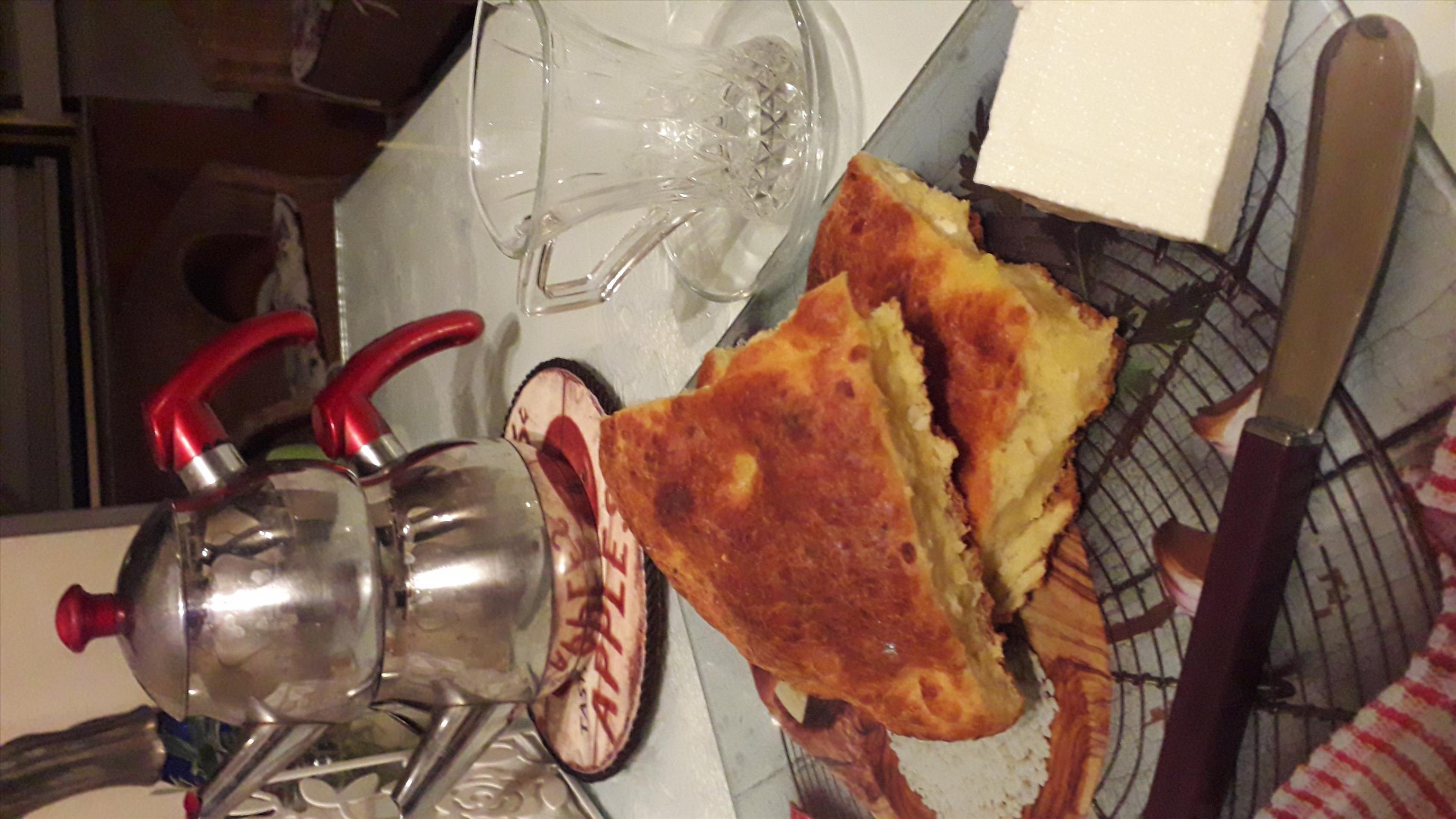 Peynirli Sahur Çöreği
