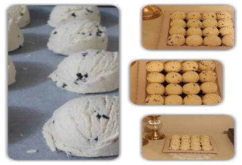 Dondurma Şekilli Un Kurabiyesi
